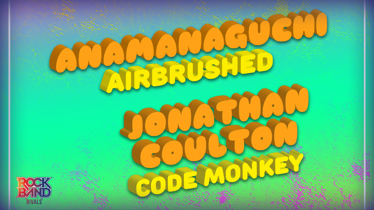 DLC Week of 6/14: Anamanaguchi and Jonathan Coulton!