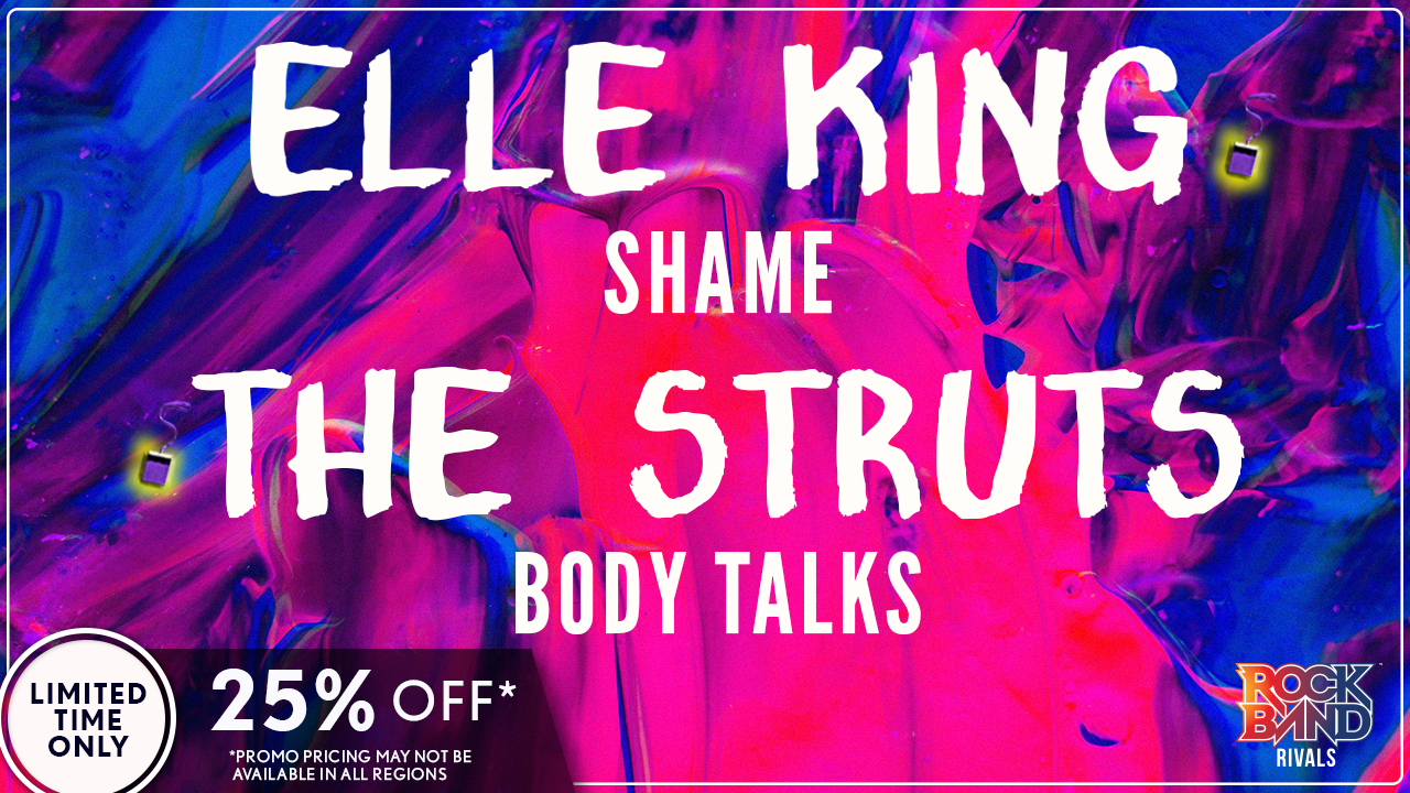 DLC Week of 1/31: Elle King and The Struts!