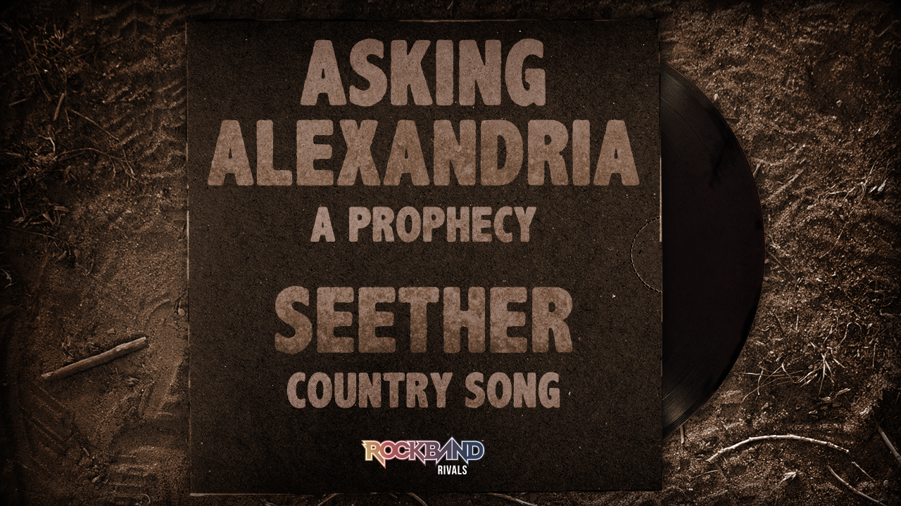 DLC Week of 6/07: Asking Alexandria and Seether!