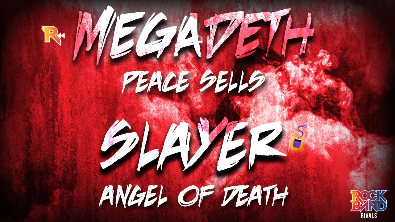 DLC Week of 1/03: Slayer and Megadeth!