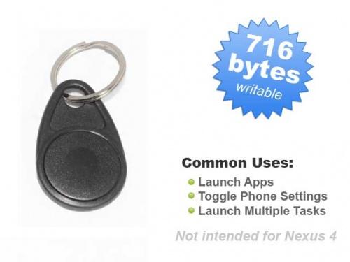 Mifare Classic 1K NFC Key Fob