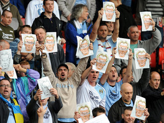 Manchester City fans 857668