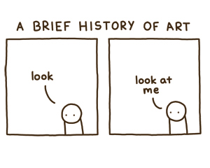 A brief History of Art