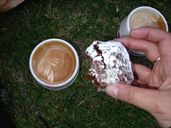 Coffee and brownie.JPG