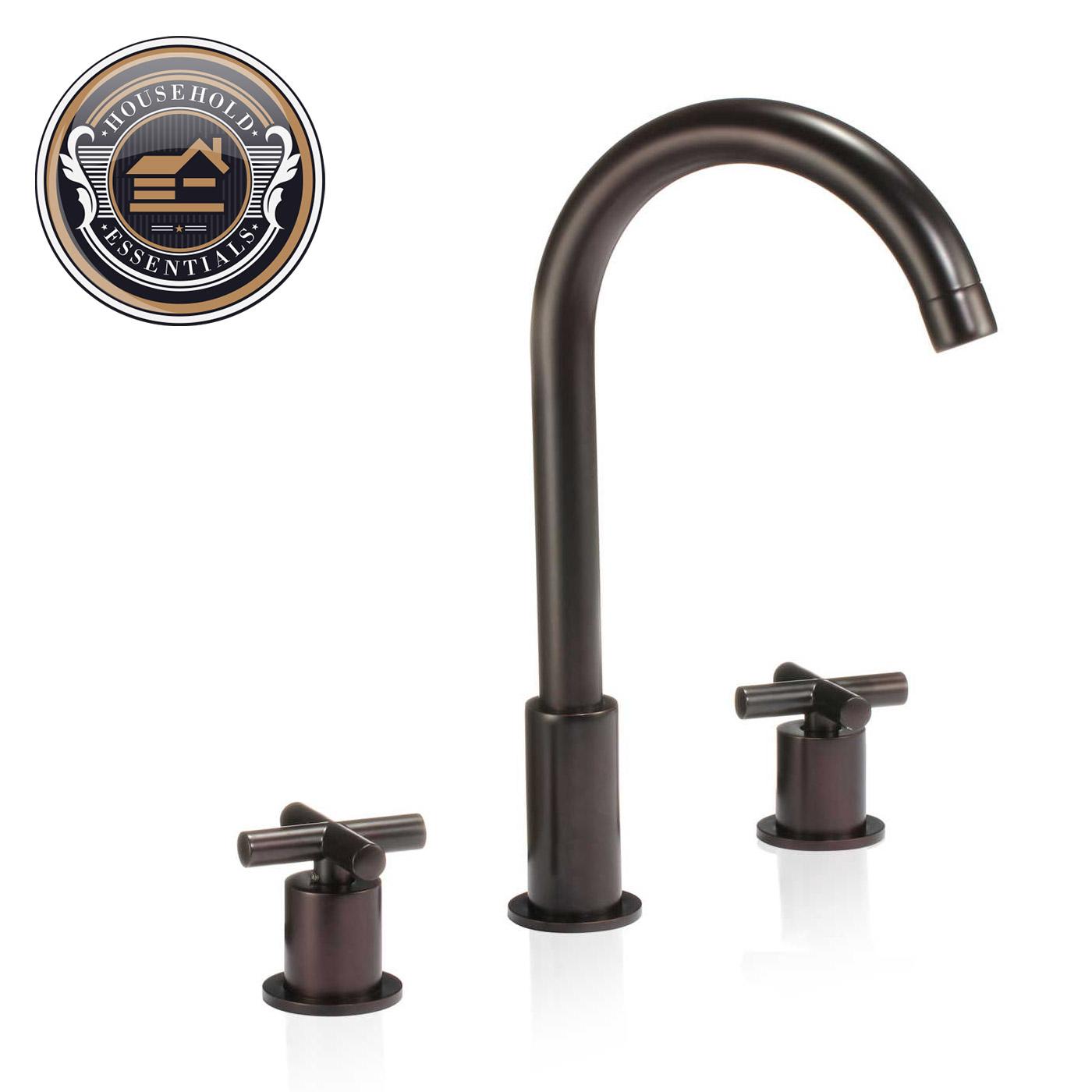 8 Widespread Bathroom Kitchen Sink Faucet Ebay