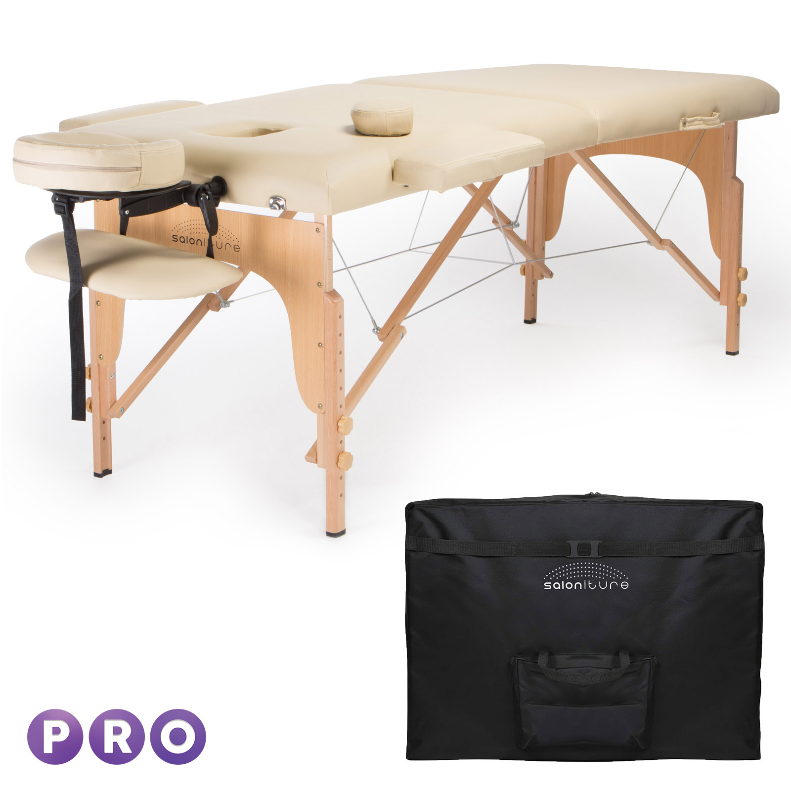 Portable Massage Table With Carrying Case Ebay