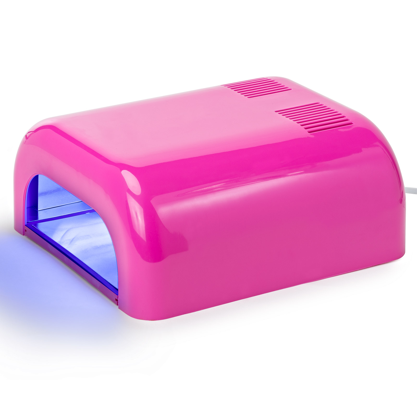 Details about UV Nail Lamp Dryer - Gel Polish Manicure Curing Light