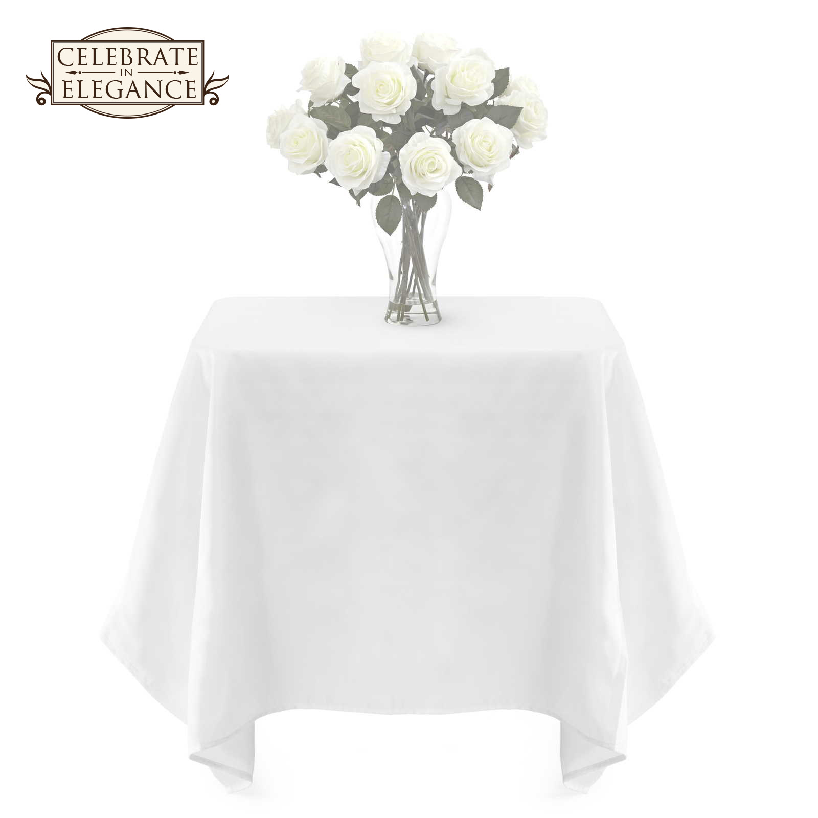 54 inch Square Tablecloth Seamless Wedding Party Linens  : 10750 mark from www.ebay.com size 1600 x 1600 jpeg 86kB