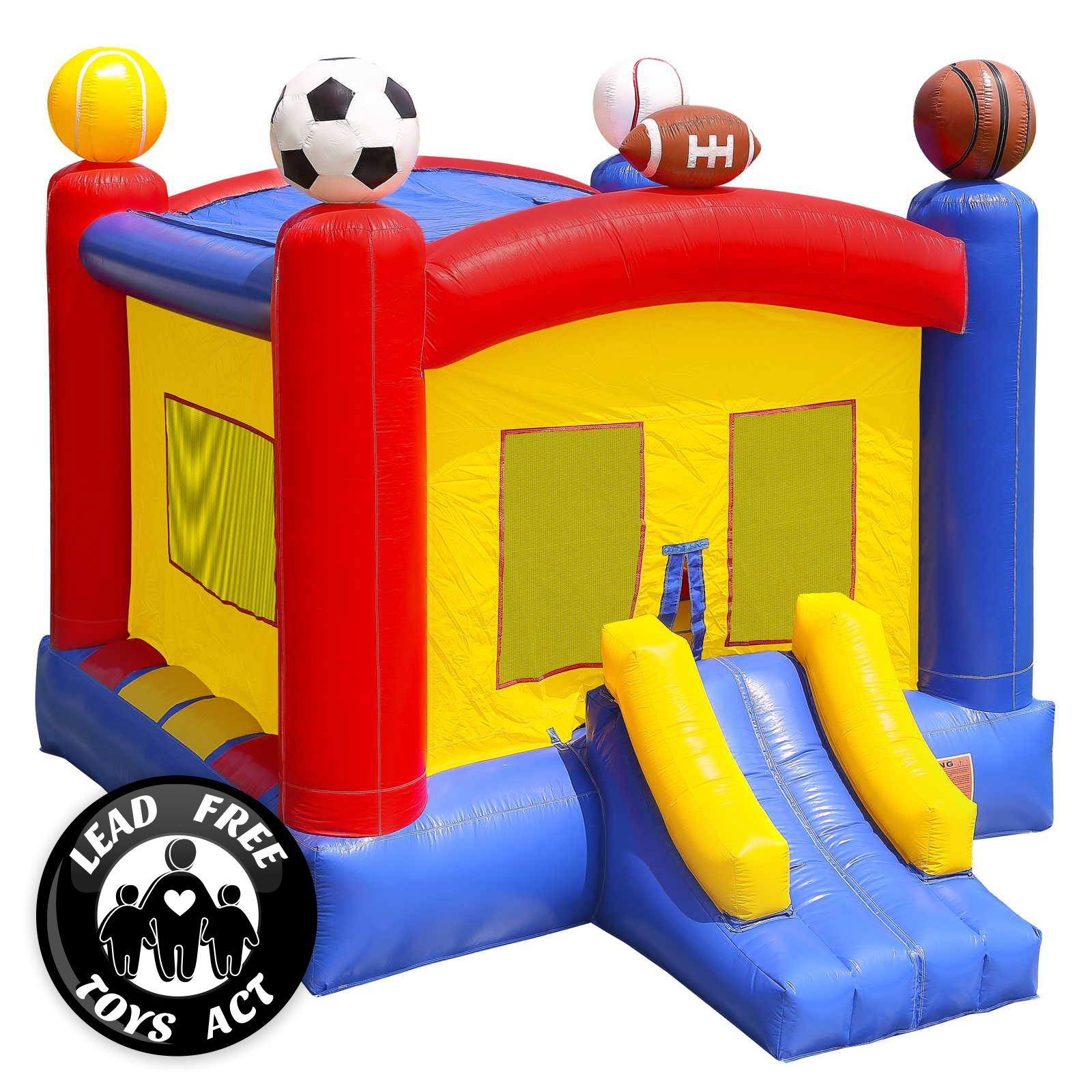 Bounce House Blower : Commercial grade bounce house pvc inflatable sports