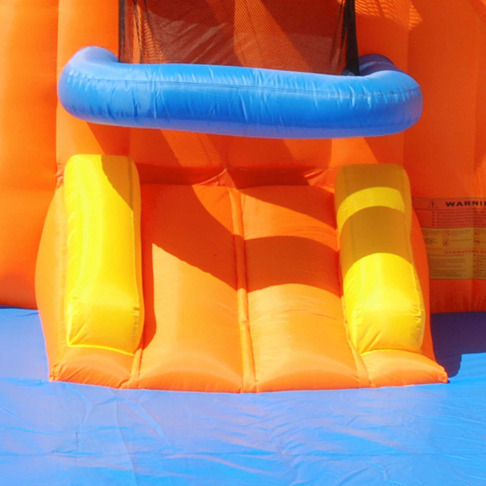 mighty bounce house water slide pool inflatable kids jumper