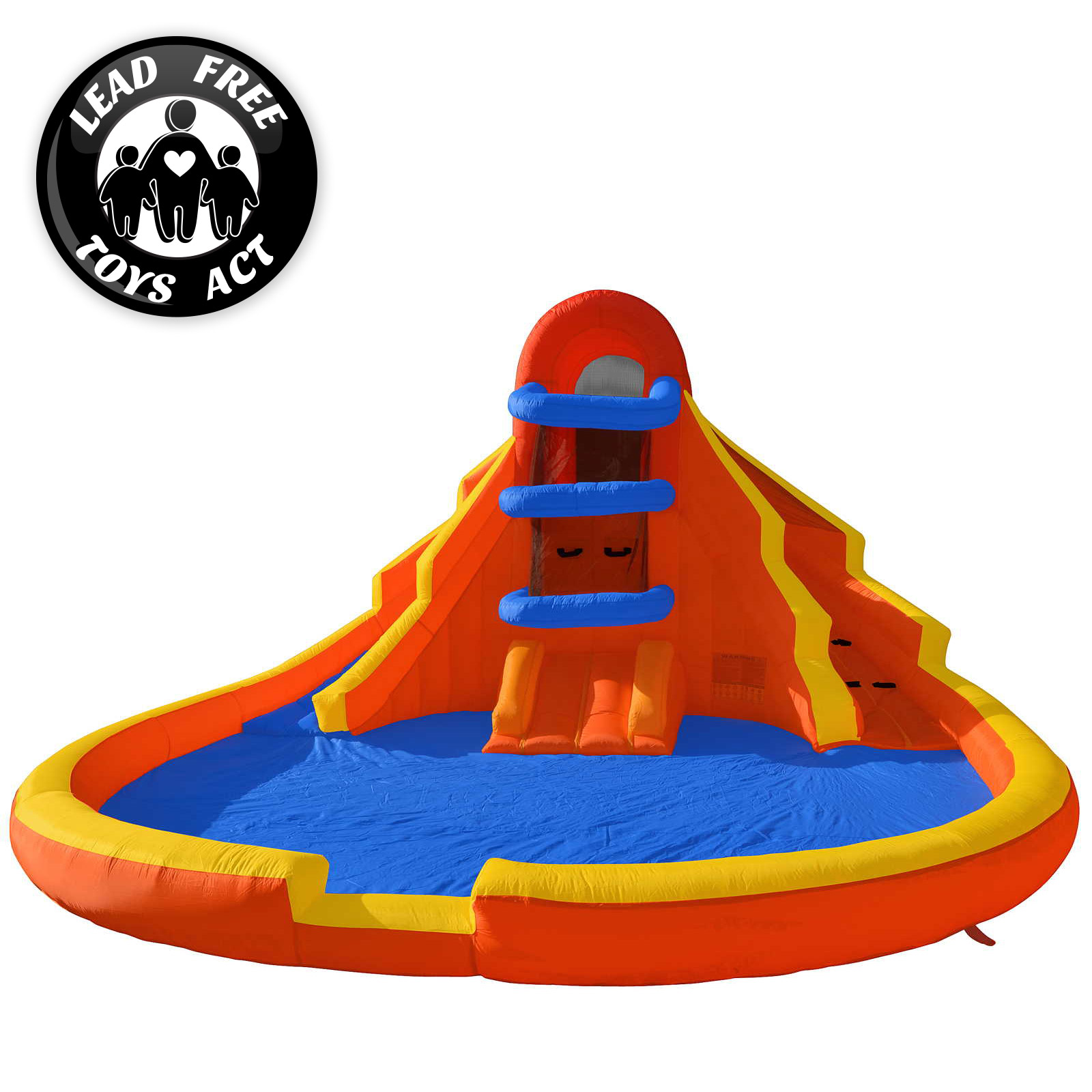 Inflatable Water Slide double water slide pool bounce house jumper bouncer inflatable