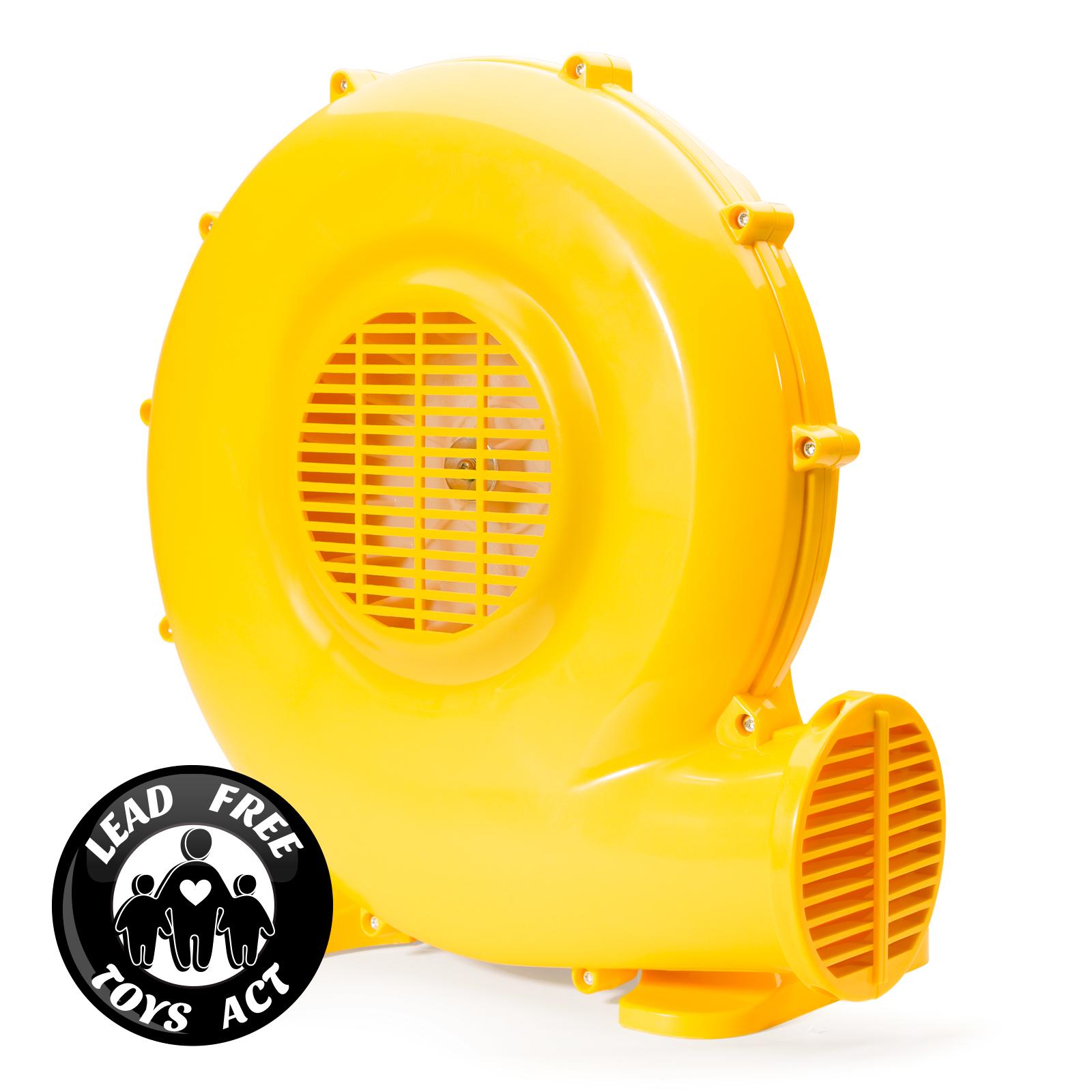 Bounce House Blower : Inflatable bounce house air pump blower fan watt ebay