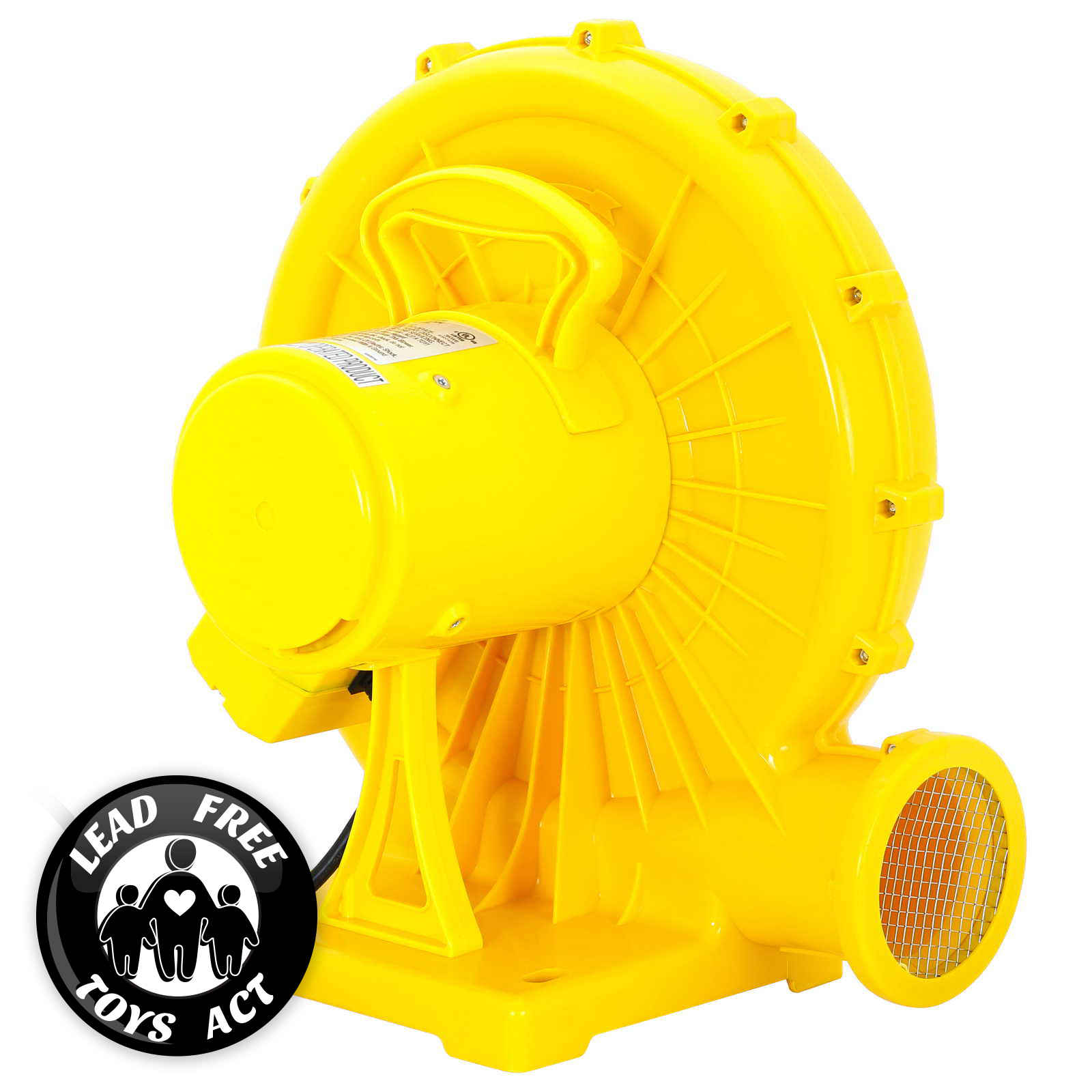 Inflatable Blower Fan : Commercial inflatable bounce house air pump blower fan