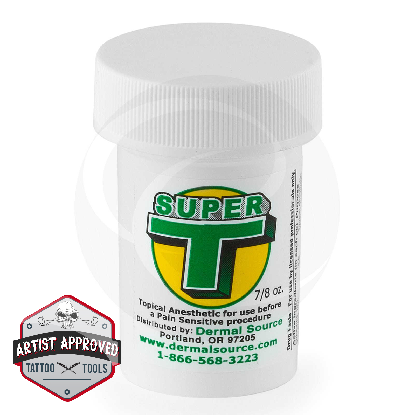 lidocaine super t tattoo numbing topical anesthetic cream