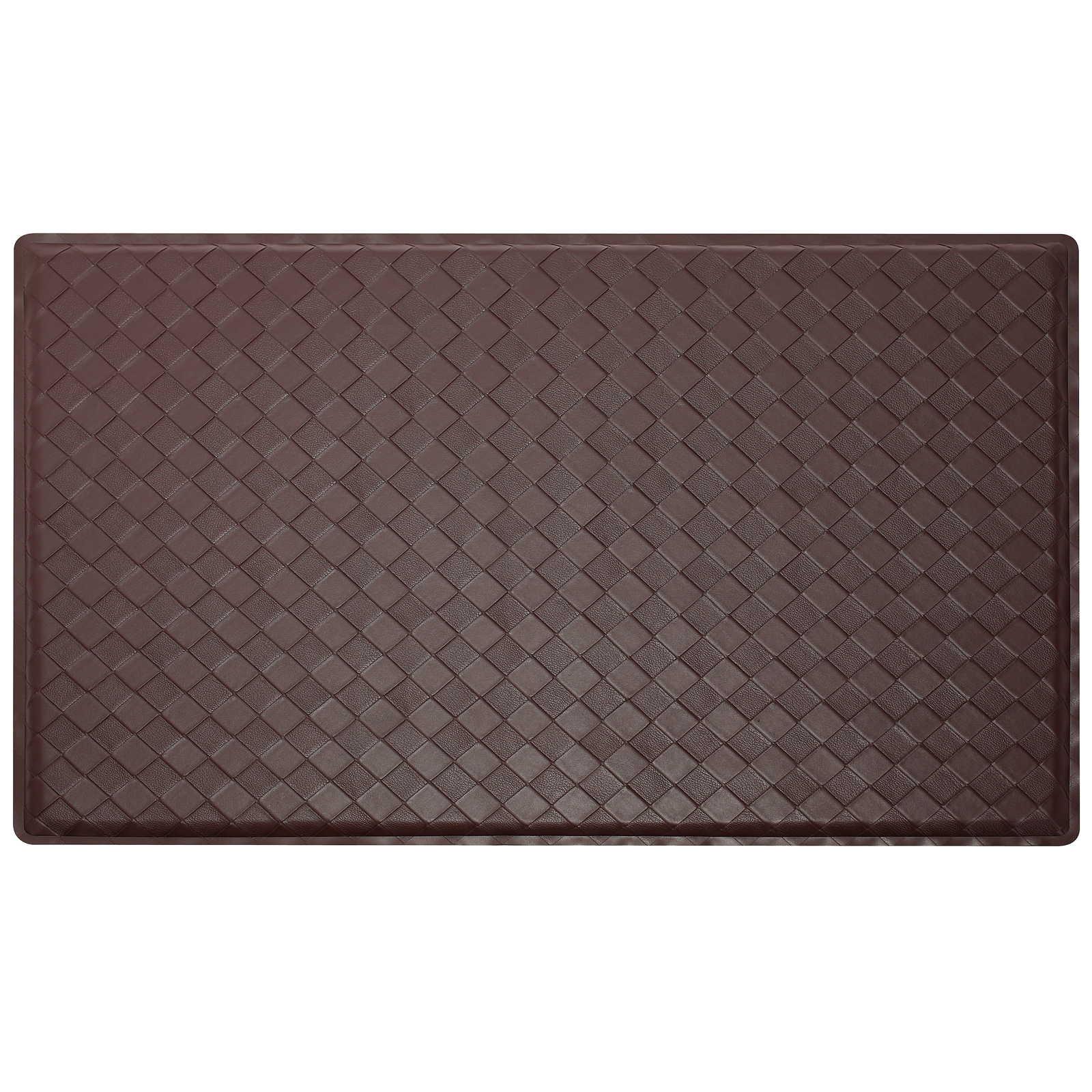 about 2 39 x 3 39 modern anti fatigue kitchen floor mat rug basket