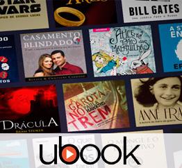 Assinatura Ubook R$ 9,90 por 6 meses!