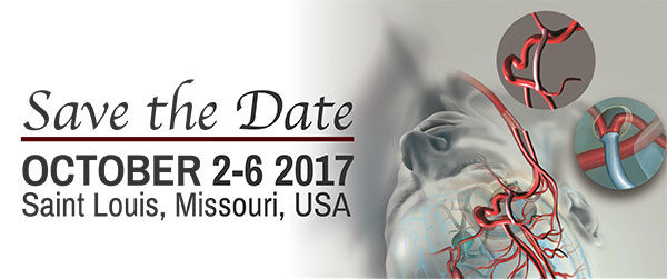 Save the Date: October 2-6, 2017, Saint Louis, MO USA