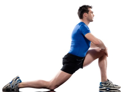 100 Lunges Challenge