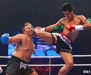 Kickboxing Match Challenge