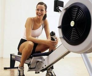1 Hour Rowing Machine Challenge