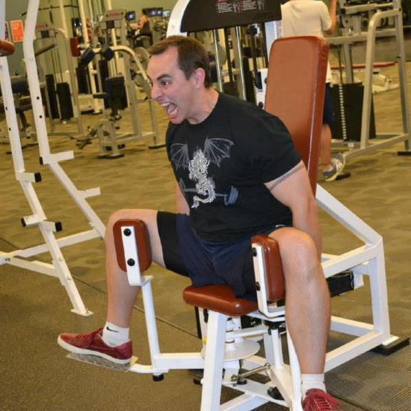 Dean Somerset Workout