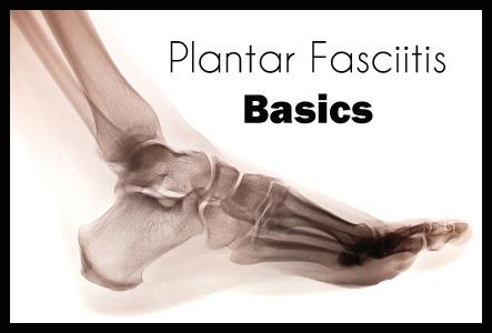 stop plantar fasciitis heel pain