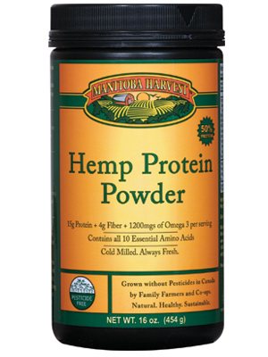 Does Hemp Protein Powder Contain THC?