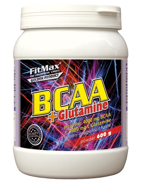 Is Glutamine A BCAA?