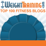 WeightTraining.com Top 100 Fitness Blogs