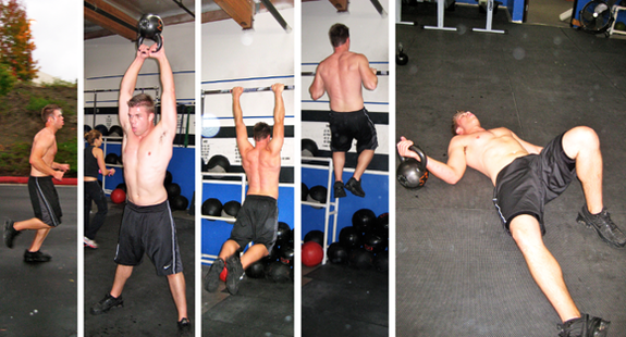 How Do You Structure A Crossfit Workout?