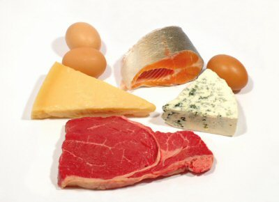 Natural Protein Foods