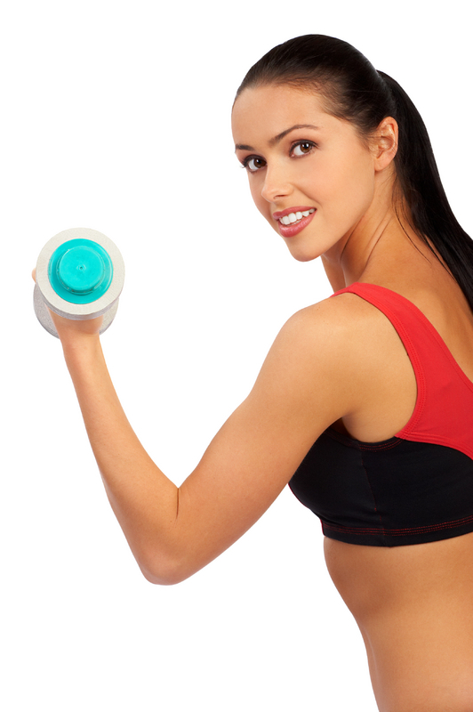 Women Gain Strength Without Bulking Up When Weight Training