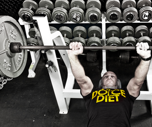 Bench Press Workout Plan