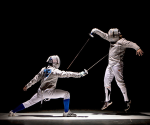 Fencing Workout Plan