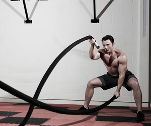 Heavy Rope Workout Plan