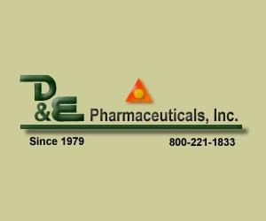 D & E Pharmaceuticals