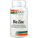 Solaray Bio Zinc, 100 Capsules