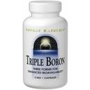 Source Naturals Triple Boron, 200 Capsules