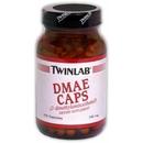 100 Capsules - Twinlab DMAE Caps
