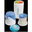 VitaMinder Fit & Fresh Healthy Food Snacker, 1-Container  - CLEARANCE!