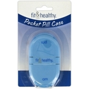VitaMinder Fit & Healthy Pocket Pill Case, 1-Unit