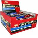 Optimum 100% Whey Crisp Bars