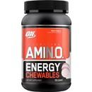 Orange Pineapple - 75 Count - Optimum Essential AmiN.O. Energy Chewables