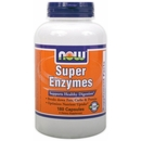 180 Capsules - NOW Super Enzymes