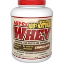 Chocolate - 5 Lbs - Met-Rx 100% Natural Whey