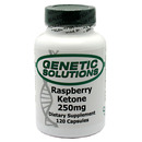 Genetic Solutions Raspberry Ketones - 120 Capsules
