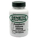 Genetic Solutions Raspberry Ketones - 120 Capsules