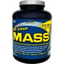 5 Lbs. - Cookies 'N Cream - MHP Up Your Mass (Extra child product)