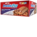 Peanut Butter Crisp - Box Of 12 - Met-Rx Protein Plus Food Bars