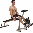 Body-Solid Powerline Leg Extension/Curl Machine, Free Shipping!